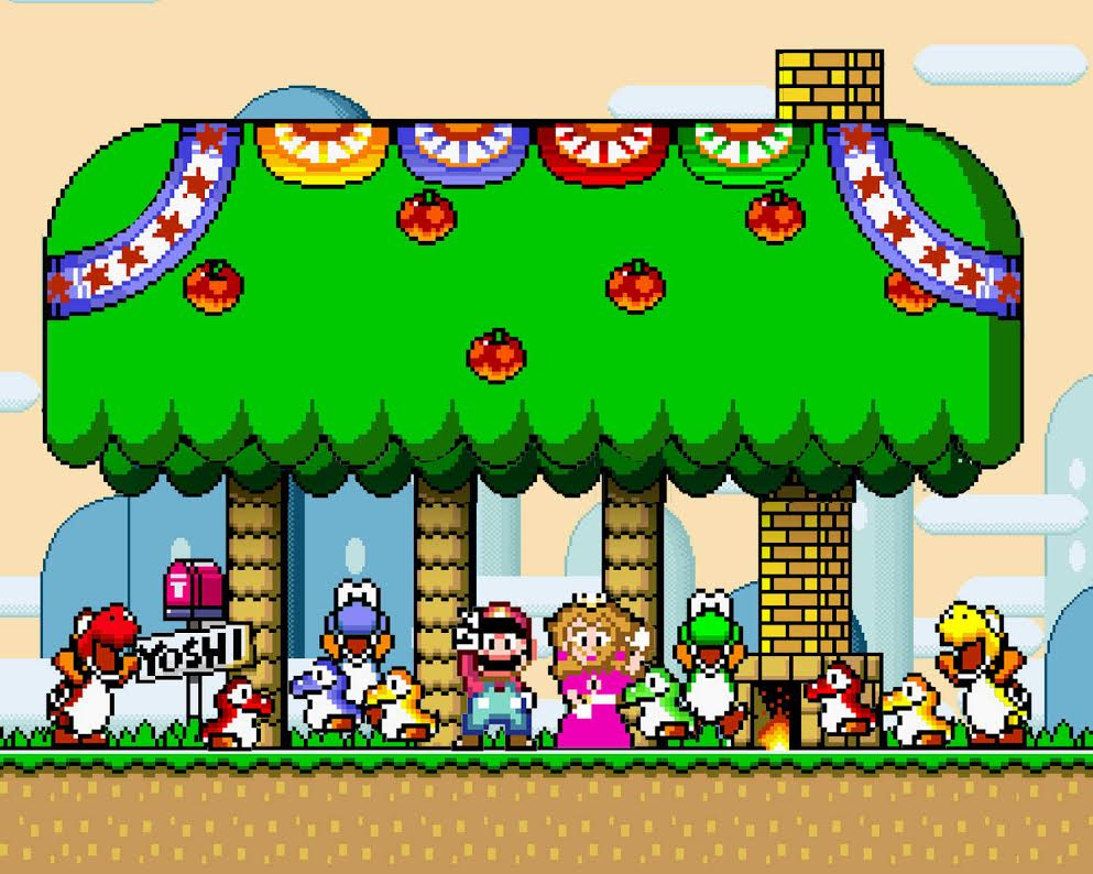 Feature - Super Mario World es mi juego favorito, ¿y qué? | Atomix