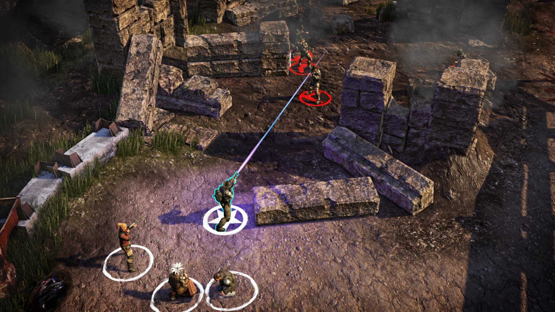Review Wasteland 2 Directors Cut Atomix
