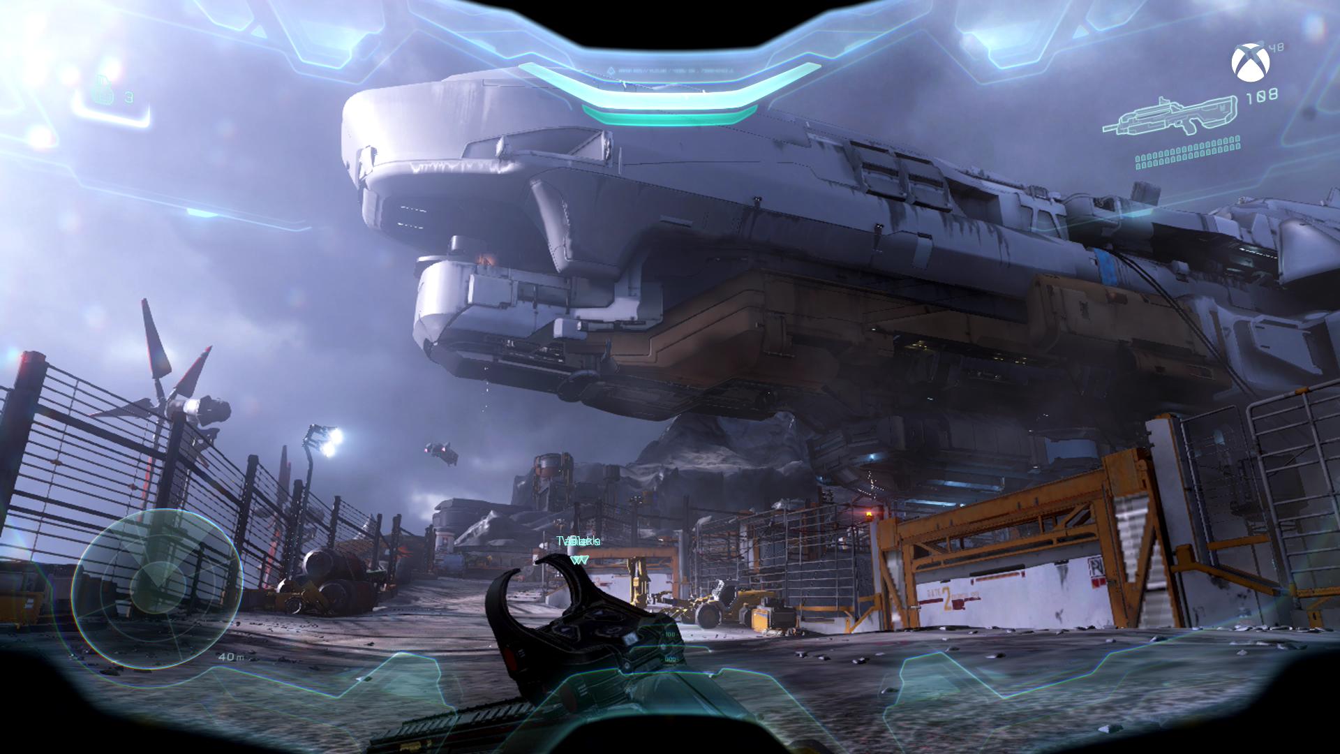 REVIEW – Halo 5: Guardians   Atomix