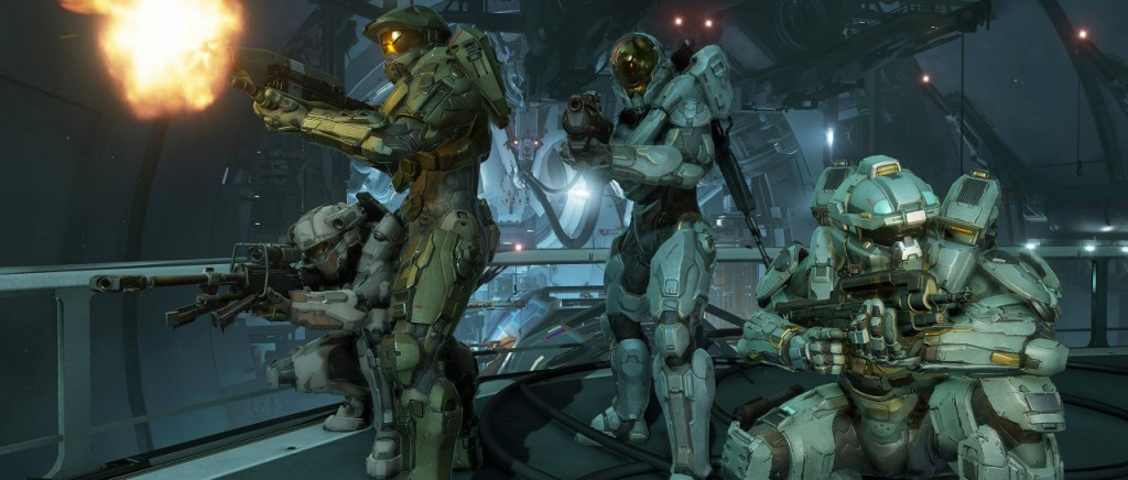 Halo 5: Guardians tendrá un parche de lanzamiento de 9 GB