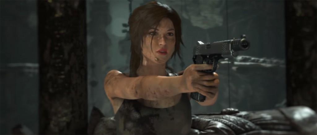 Deja tu marca con el tráiler de lanzamiento de Rise of the Tomb Raider
