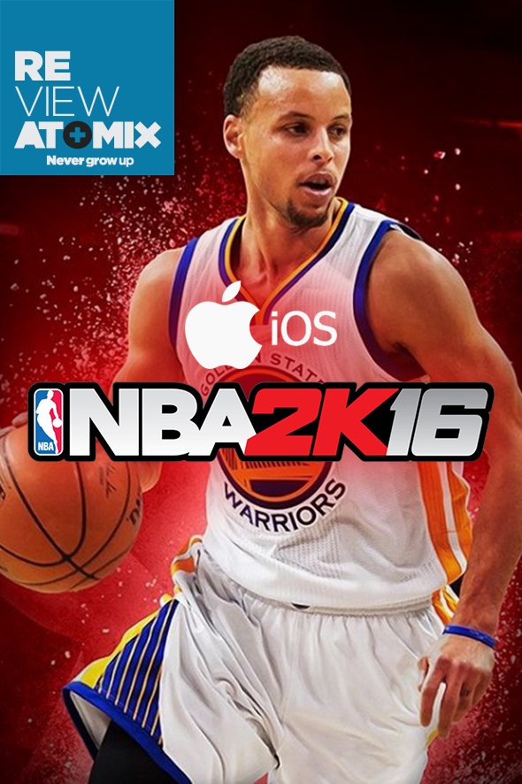 Review - NBA 2K16 (iOS)