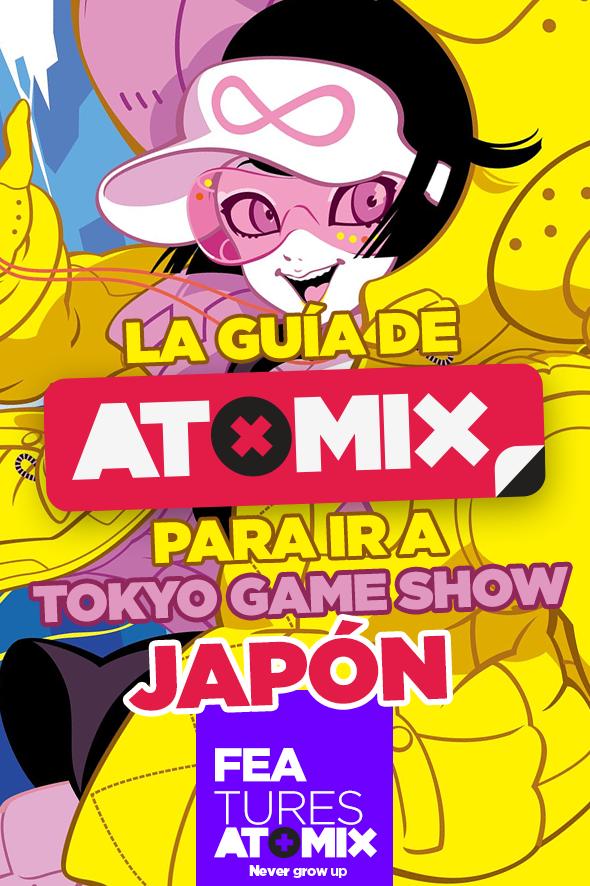 ¿CUÁNTO CUESTA IR A TOKYO GAME SHOW Y JAPÓN? #ATOMIXJPN2