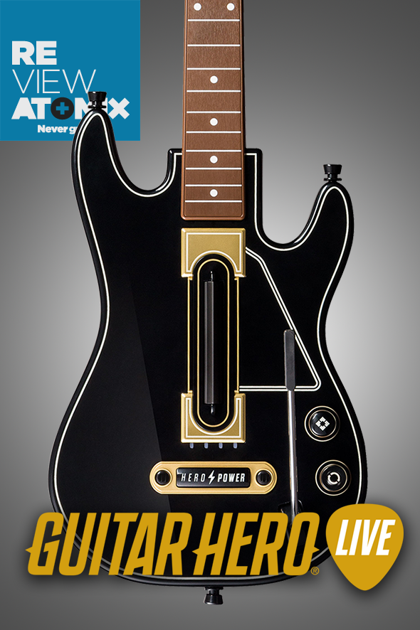 REVIEW- GUITAR HERO LIVE