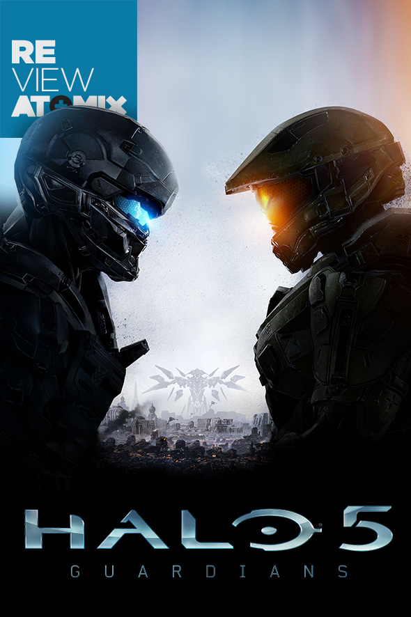 REVIEW – HALO 5: GUARDIANS