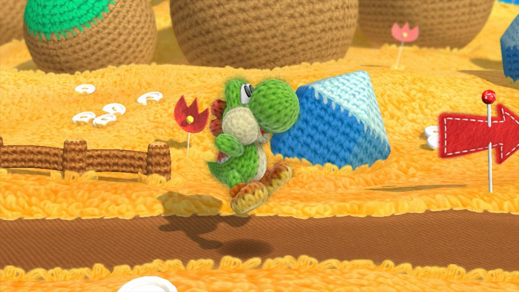 Review – Yoshi's Woolly World