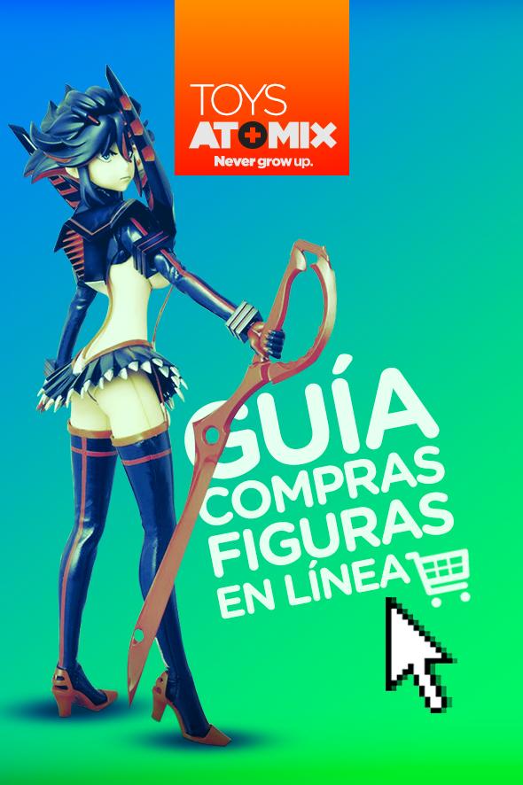 GUÍA PARA COMPRAR FIGURAS EN LÍNEA – #ATOMIXTOYS