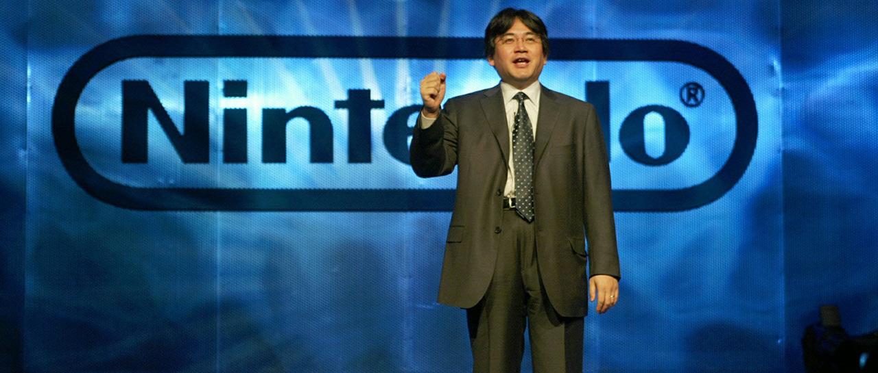 IwataNintendo