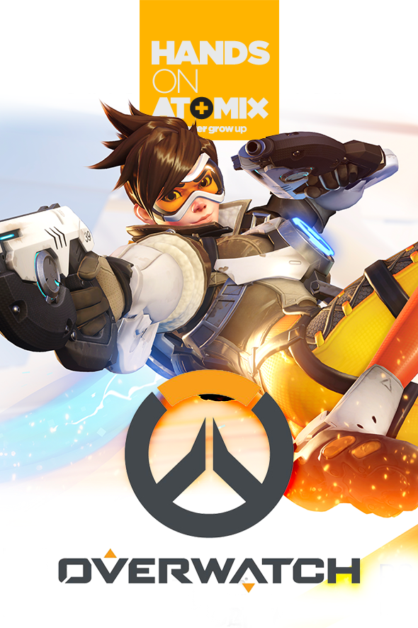 HANDS ON – OVERWATCH SE ROBÓ BLIZZCON 2015