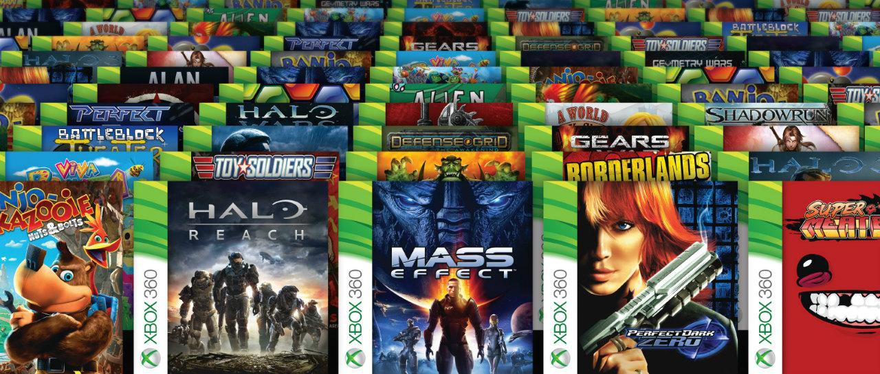Xbox360RetrocompatibleGames