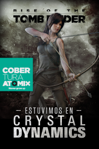 Cobertura: ¡Estuvimos en Crystal Dynamics!