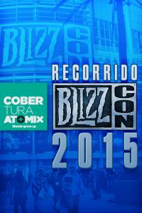 COBERTURA – RECORRIDO DEL SHOW FLOOR DE BLIZZCON 2015
