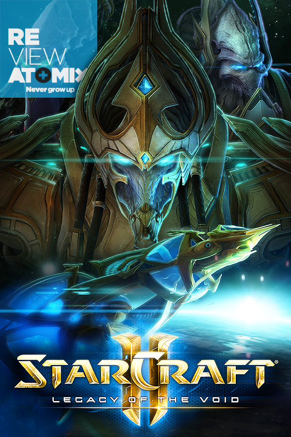 REVIEW – STARCRAFT II: LEGACY OF THE VOID