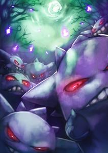 pokemon-imagenes-fan-art-gengar