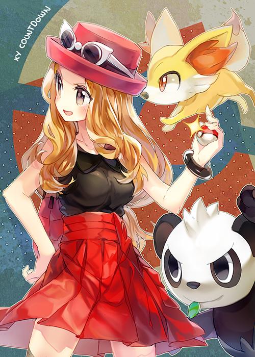 Pokeweek Las Hermosas Chicas Del Mundo Pokemon Atomix