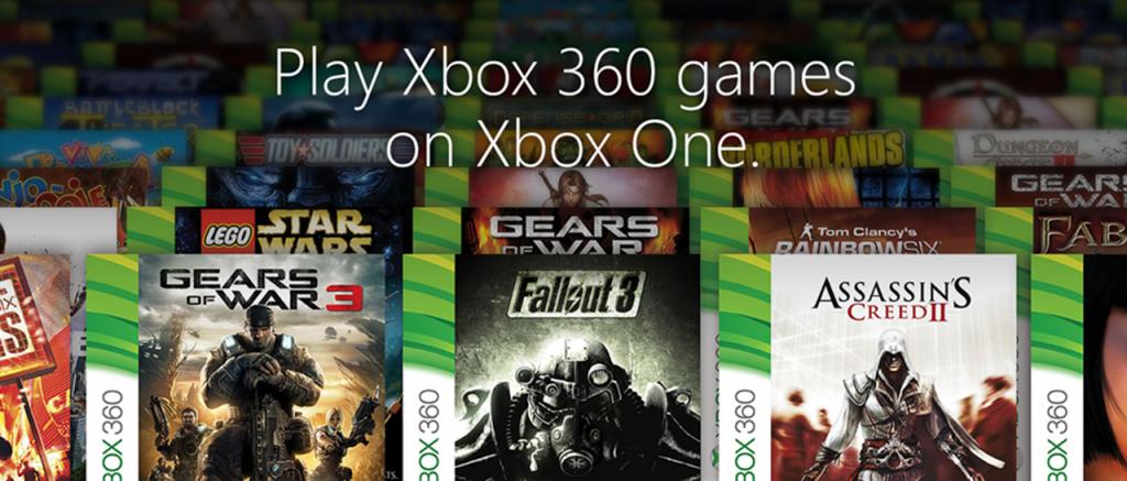 Estos son los 104 títulos de Xbox 360 retrocompatibles en Xbox One