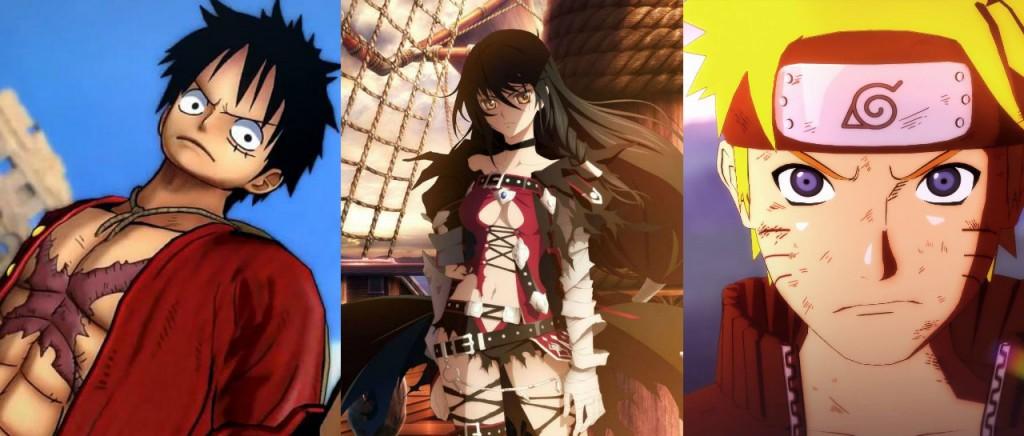 Estos son los juegos que Bandai Namco llevará a Jump Festa