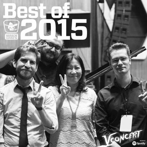 Best of 2015 - Spotify (Logo)