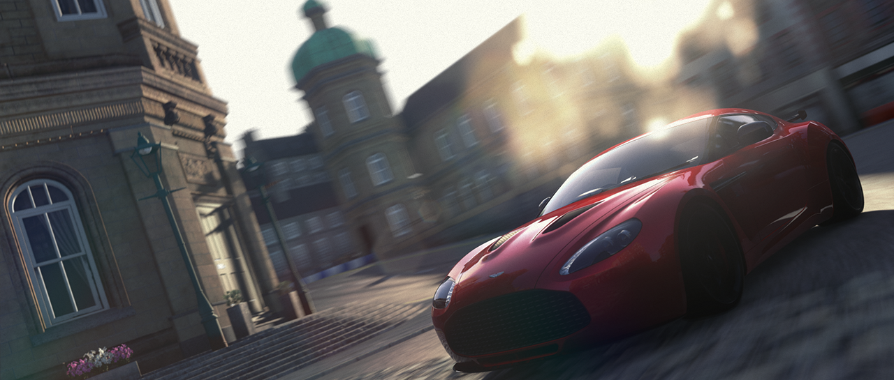 Driveclub-calle