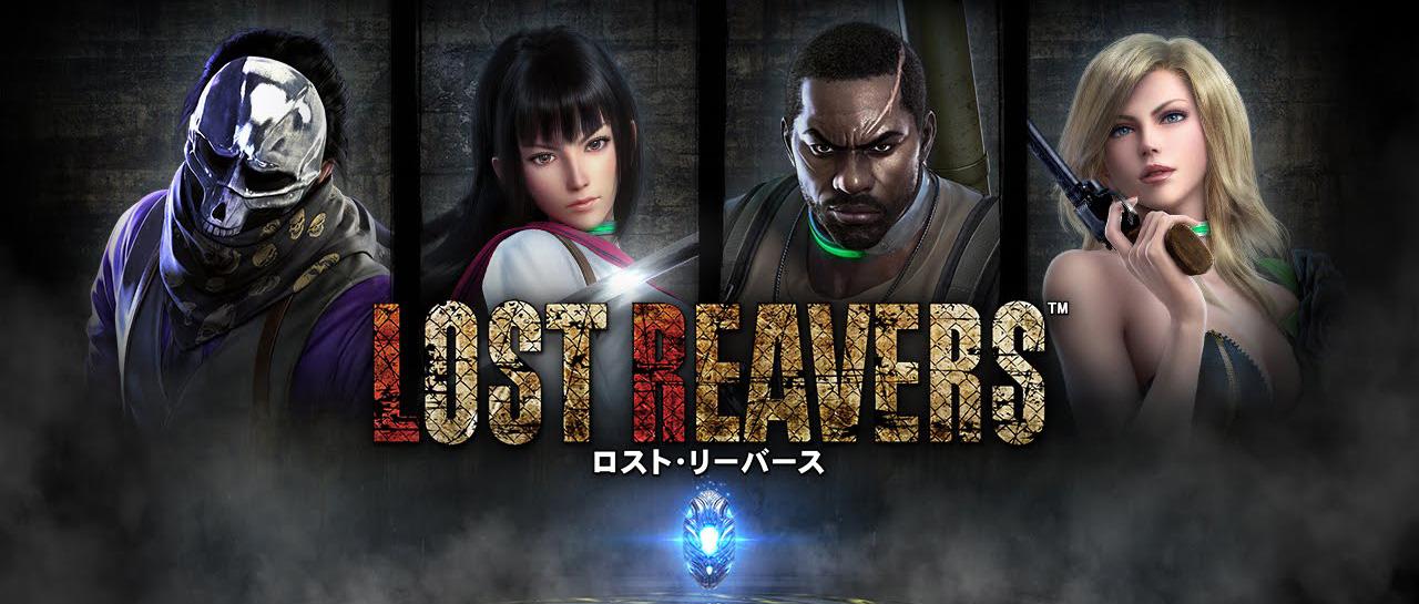 LostReavers_LaunchTrailer