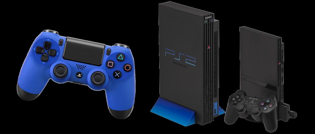 PS2_Dualshock4