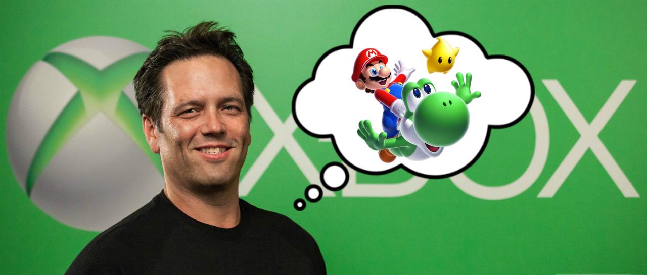 Spencer_Nintendo