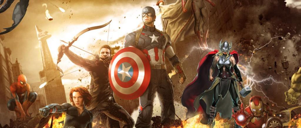 ¡Nuevo tráiler de Captain America: Civil War!