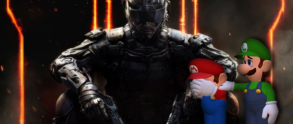 Black Ops III ha vendido más que todo Nintendo en 2015