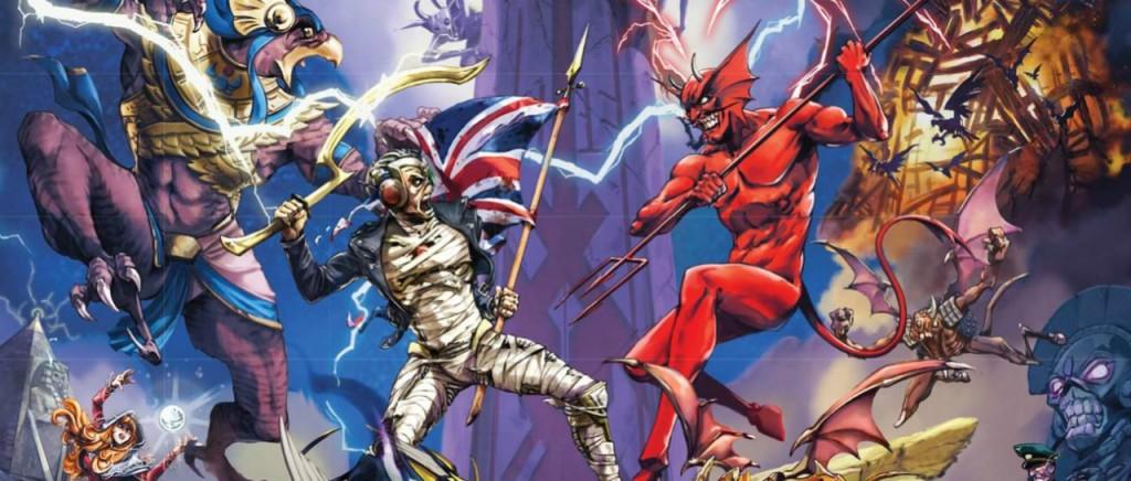 ¡Yeah! Iron Maiden tendrá su propio videojuego
