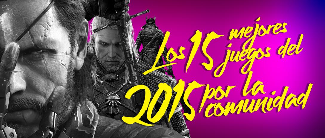 Los15MejoresJuegosdel2015porlaComunidadAtomix