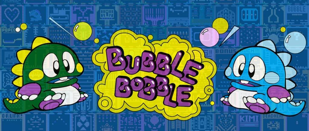 Bubble Bobble, Double Dragon II y más llegan a los Arcade Archives del PS4