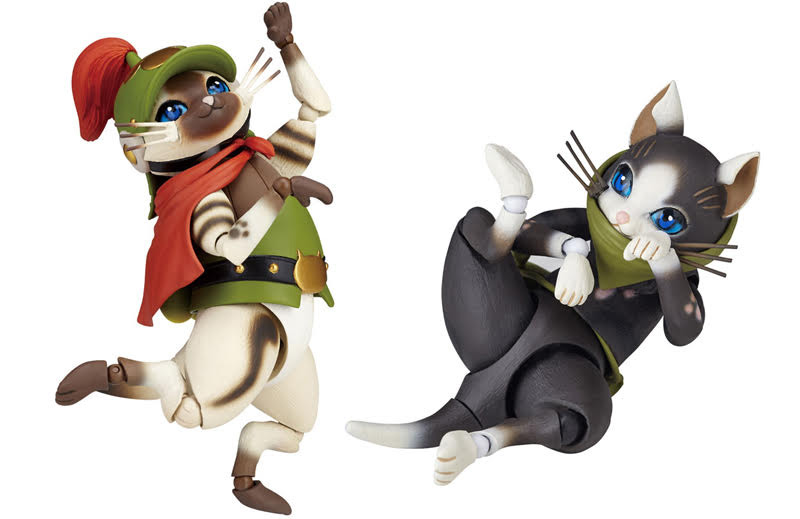 gatitos-monster-hunter
