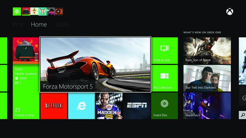 Guía para sacarle provecho a tu nuevo Xbox One