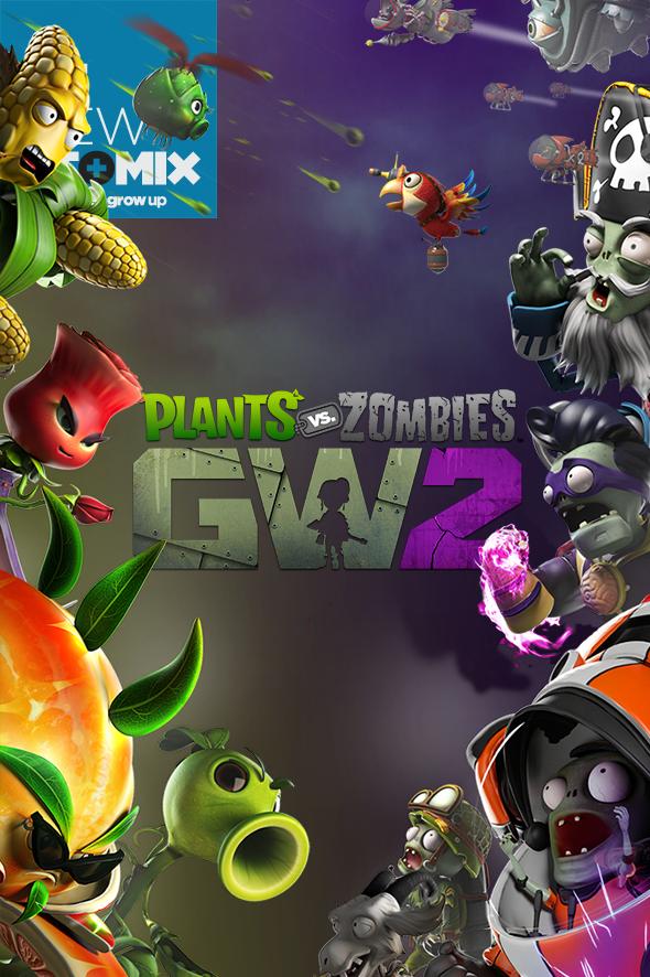 Review plants vs zombies garden warfare 2 atomix for Plants vs zombies garden warfare 2 review