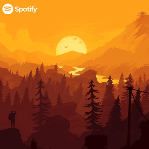 Firewatch - Spotify (Logo)