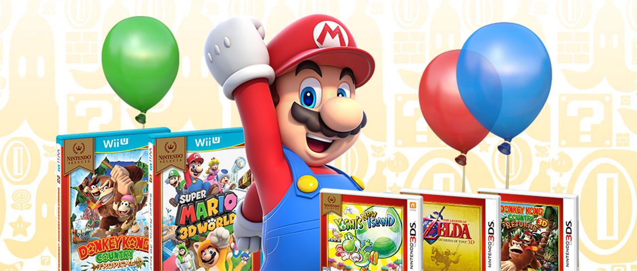 NintendoSelects2016