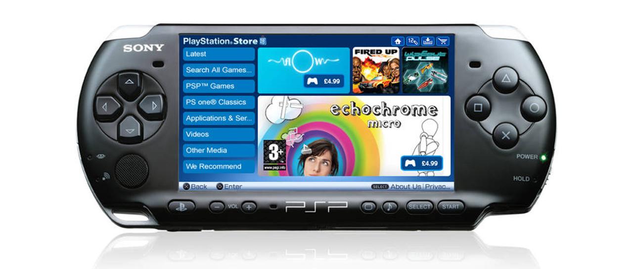 PSP_Store