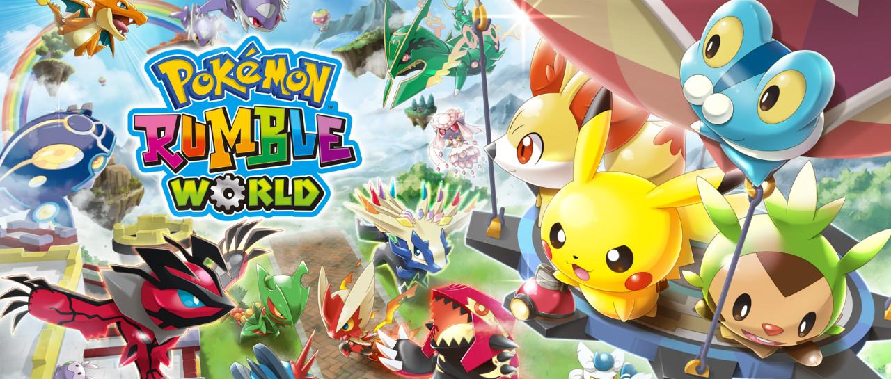 PokémonRumbleWorld