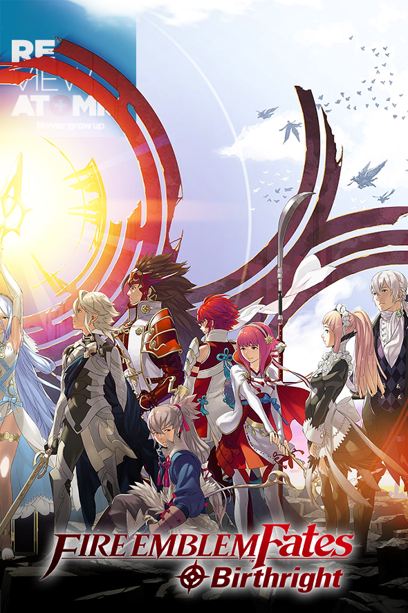 REVIEW – FIRE EMBLEM FATES: BIRTHRIGHT