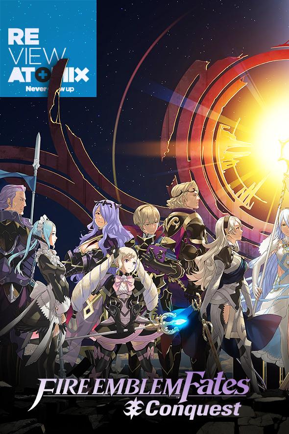 atomix_review_fire_emblem_fates_conquest_nintendo_3ds