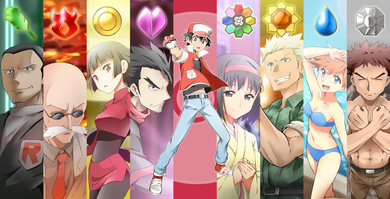 pokemon-20-aniversario-lideres-de-gimnasio