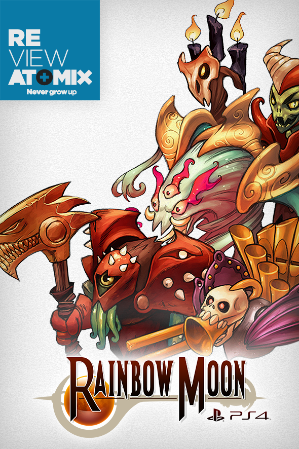 Review - Rainbow Moon (PS4) | Atomix