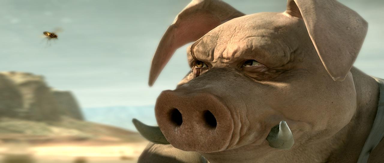 BeyondGoddEvil2_Pig