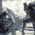 Iudex Gundyr battles player to test their worth