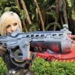 Jessica Nigri Gears