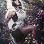Jessica Nigri Mononoke