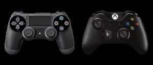 PS4_XboxOneControllers
