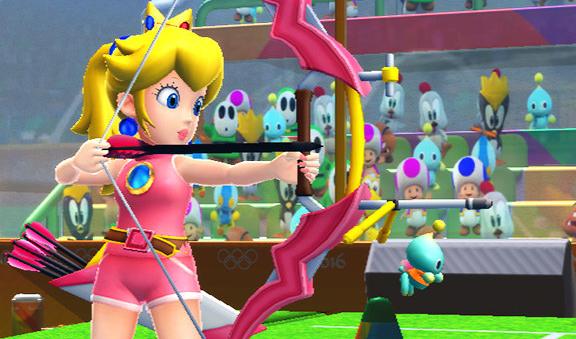 Peach-at-the-Rio-Olympics-archery