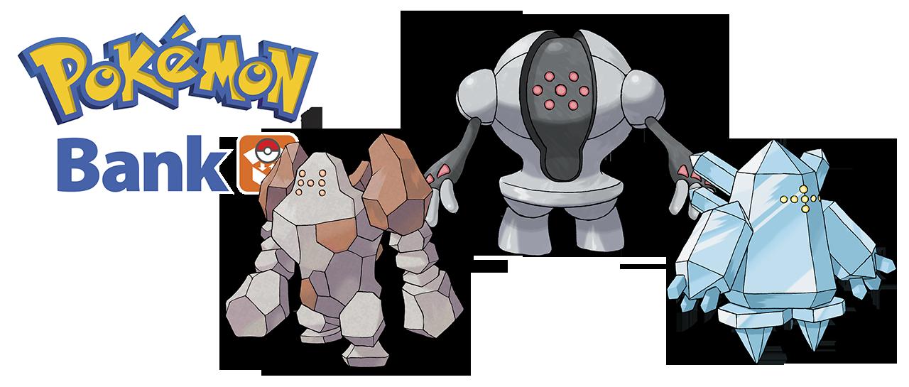 PokemonRegis