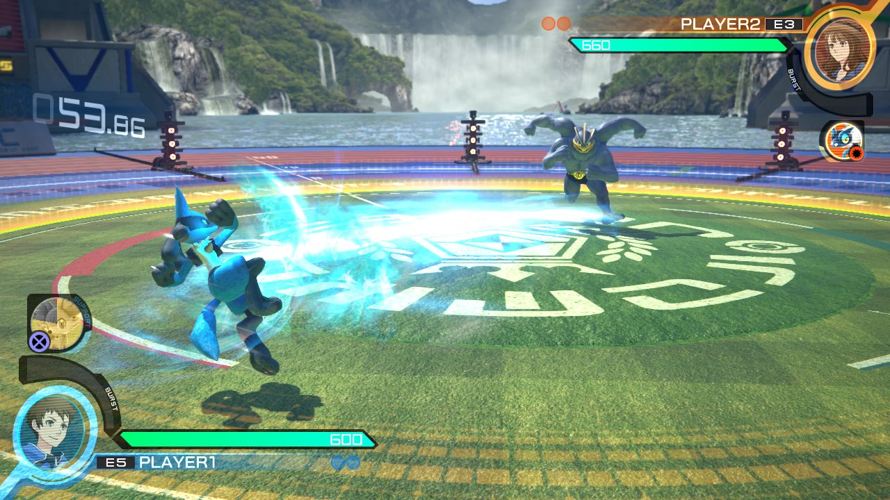 Review Pokken Tournament Atomix